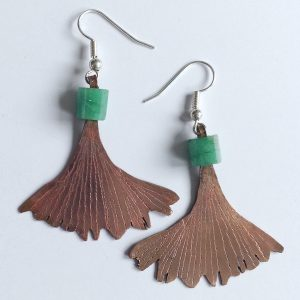 Ginko 2 earrings