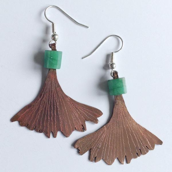 Ginko 2 earrings